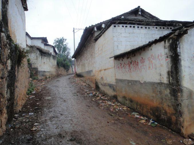 maanqiao village